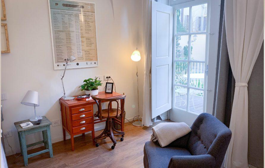Lucrezia Buti Open-Space Apartment